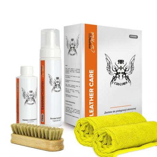Leather Cleaner Strong BOX