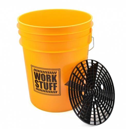 WORK STUFF Wash detailingový kbelík + Grit Guard