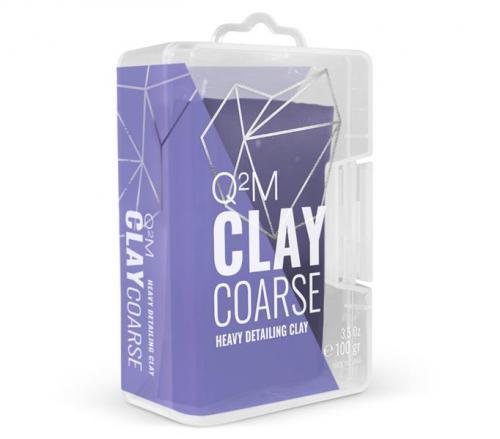 GYEON Q2M Clay COARSE tvrdý 100 g