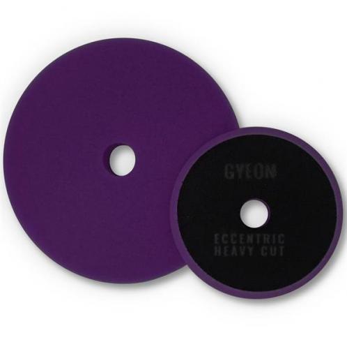 GYEON Q2M Eccentric Heavy Cut tvrdý 80 mm