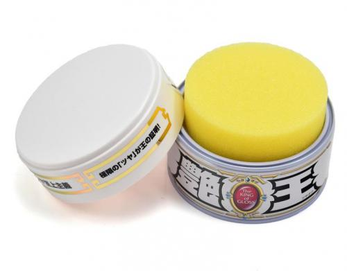 SOFT99 King of Gloss Wax White vosk 300 g