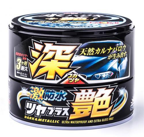 SOFT99 Water Block Dark vosk 200 g