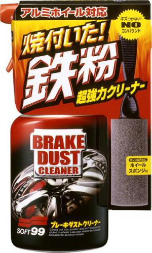 SOFT99 New Brake Dust Cleaner èistiè kol 400 ml