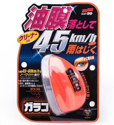 SOFT99 Glaco Q tekuté stìraèe 75 ml