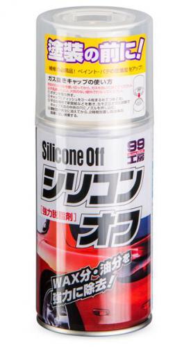 SOFT99 Silicone Off inspekèní sprej 300 ml