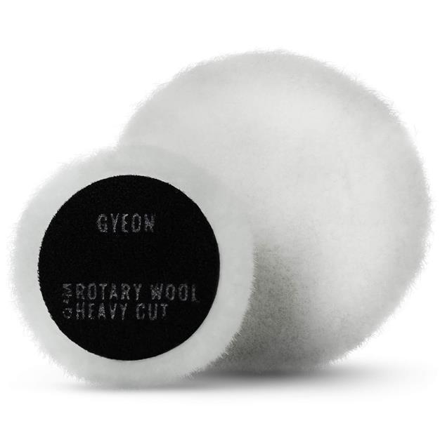 GYEON Q2M Rotary Wool Heavy Cut vlna 130 mm - zvìtšit obrázek