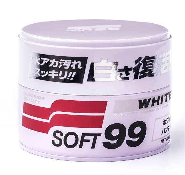 SOFT99 White SOFT Wax syntetic tvrdý vosk 350 g - zvìtšit obrázek