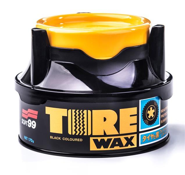 SOFT99 Tire Black vosk na pneu 170 g - zvìtšit obrázek