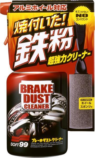 SOFT99 New Brake Dust Cleaner èistiè kol 400 ml - zvìtšit obrázek