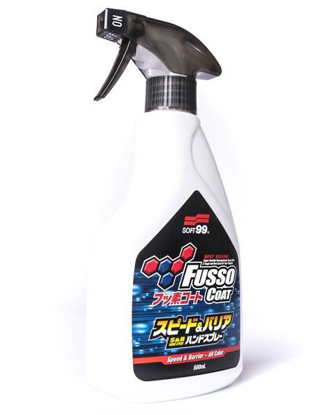 SOFT99 Fusso Coat prodloužení ochrany 400 ml - zvìtšit obrázek