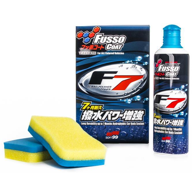 SOFT99 Fusso Coat F7 ochrana laku 300 ml - zvìtšit obrázek